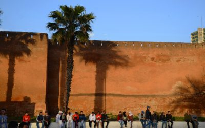 Morocco Road Trip Day 1 | Malaga to Rabat
