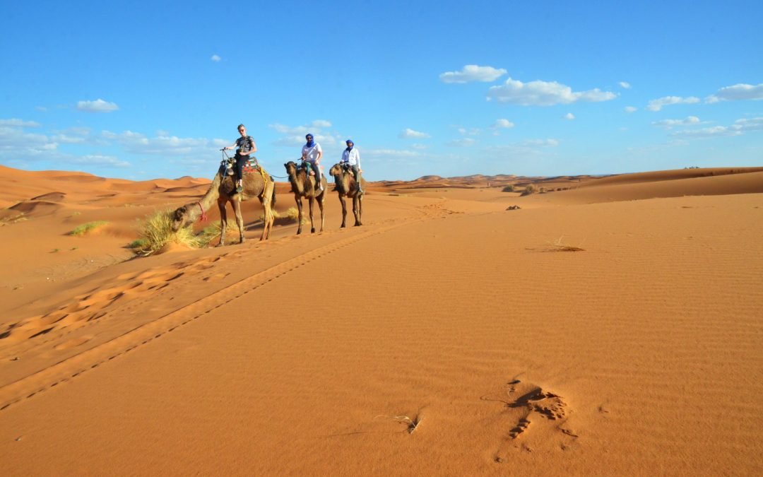 Morocco Road Trip Day 4 | Ouarzazate to Merzouga