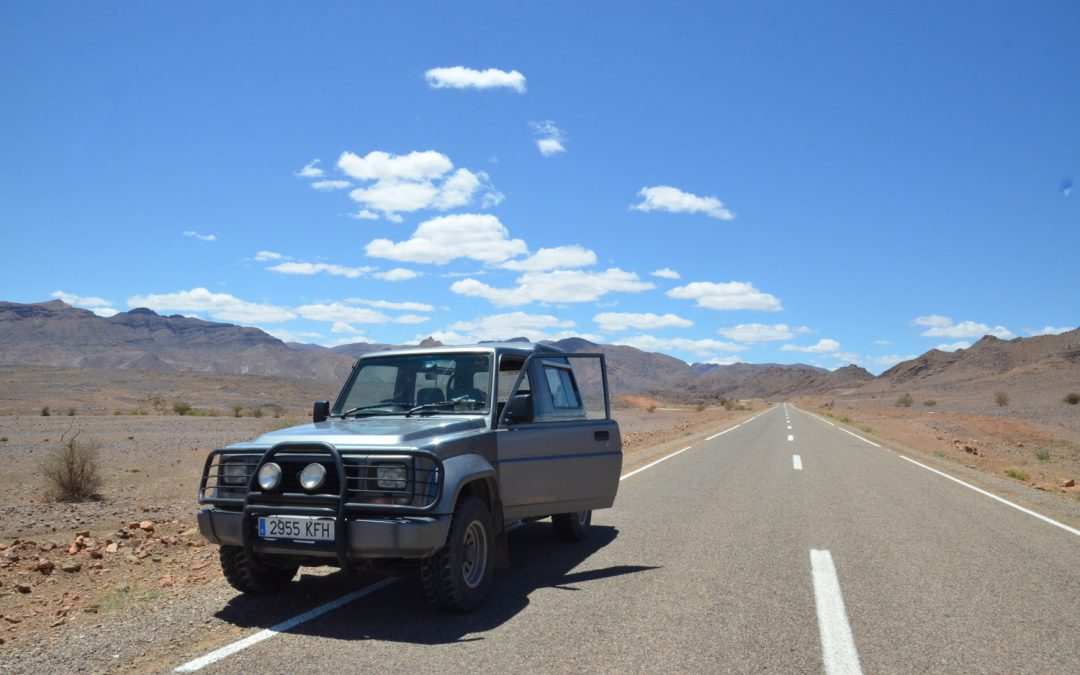 Everything You Need to Take on a Moroccan Road Trip