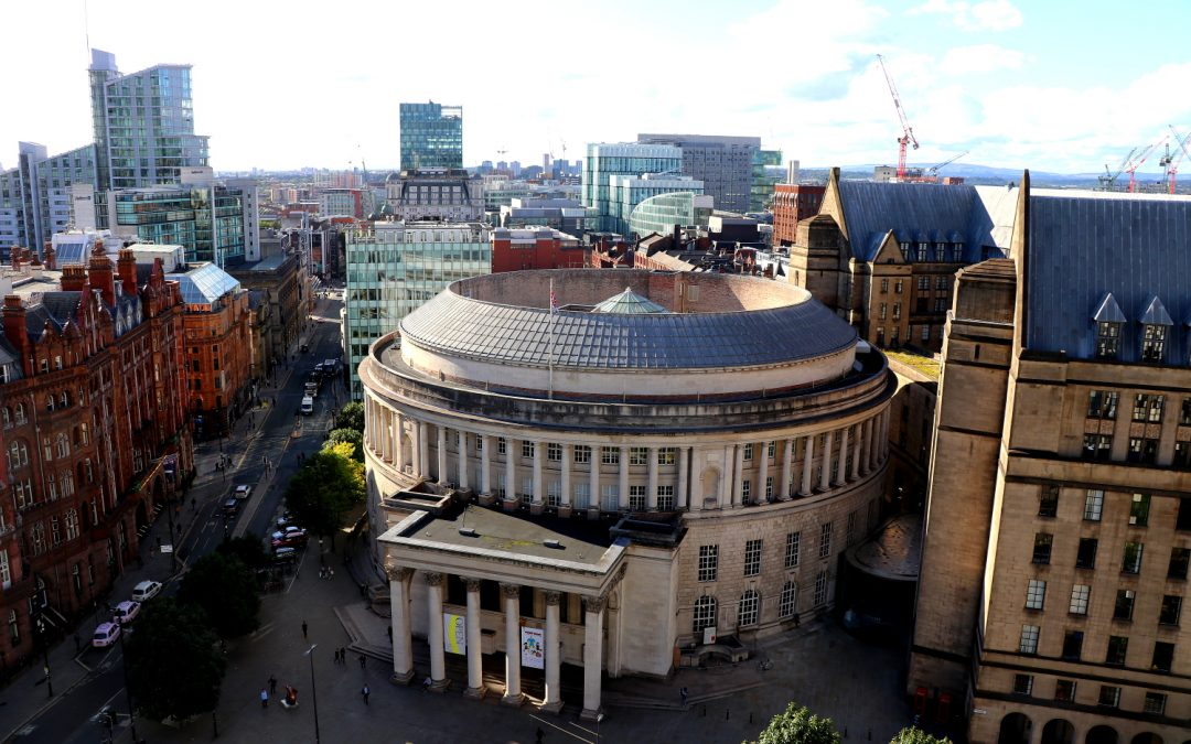 The A-Z of Manchester