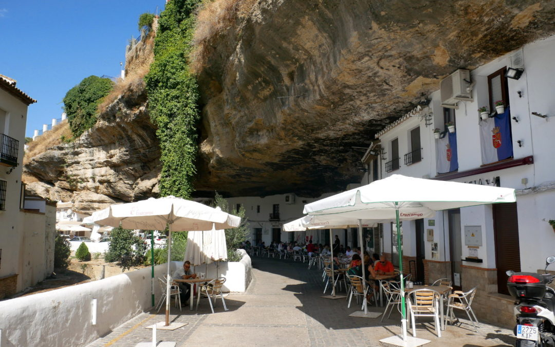 Exploring Setenil de las Bodegas, the Spanish Village Built into a Cliff