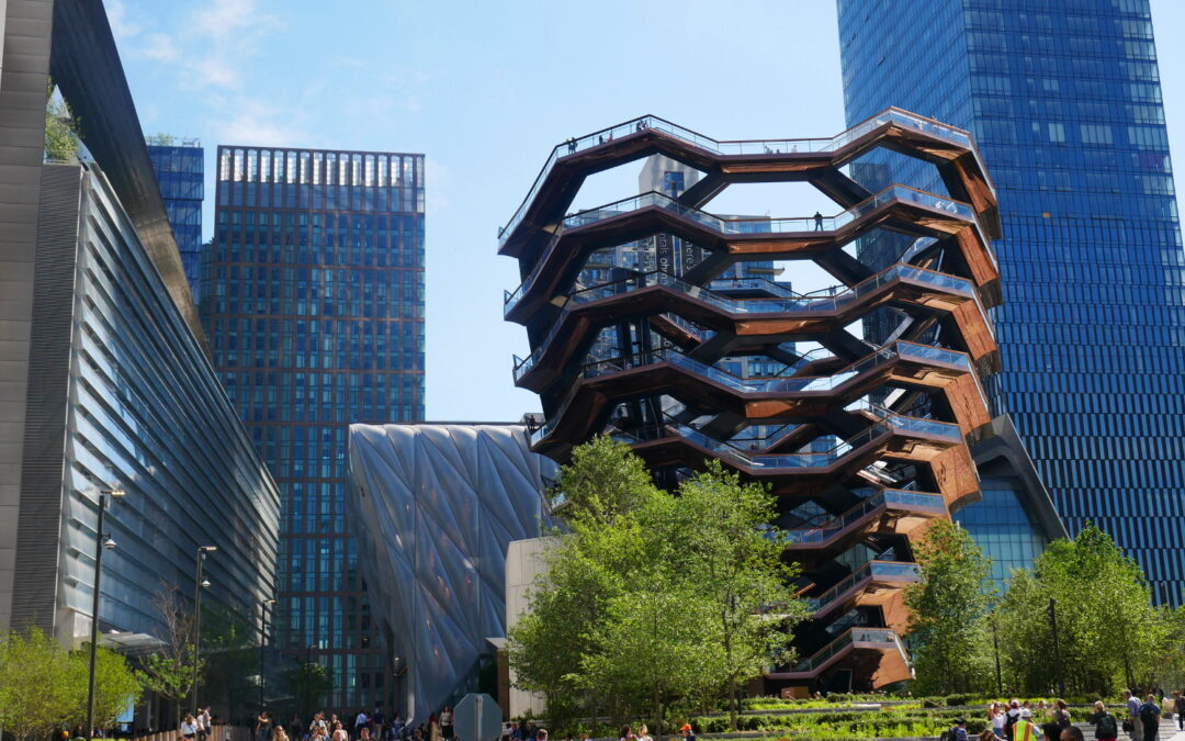 What to do at Hudson Yards, New York's Newest Neighbourhood